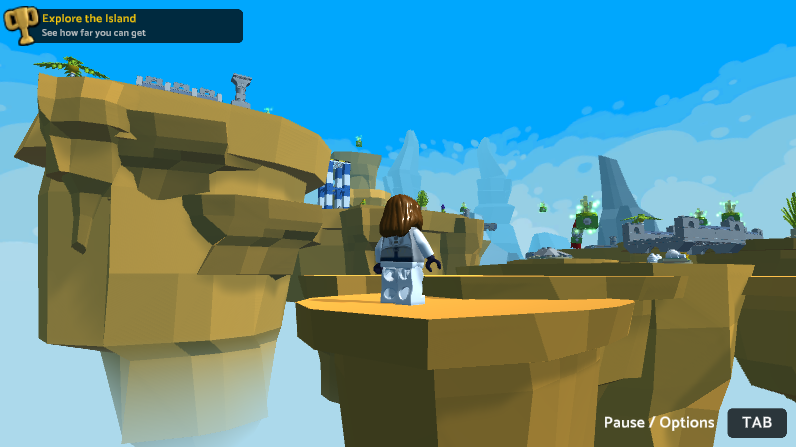 Lego Game From Unity