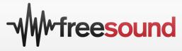 FreeSound.org Logo